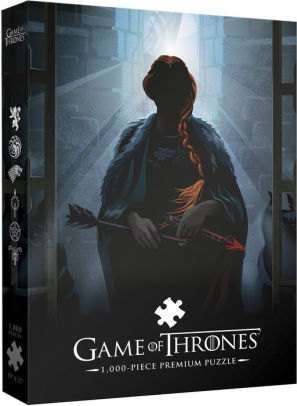 Puzzle: Game of Thrones: Your Name Will Disappear 1000 Pieces