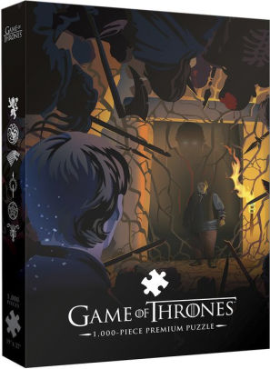 Puzzle: Game of Thrones: Hold the Door 1000 Pieces