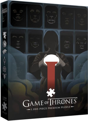 Puzzle: Game of Thrones: We Never Stop Playing 1000 Pieces