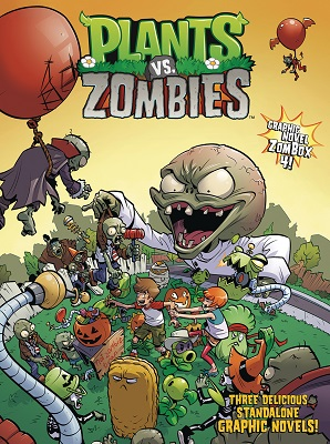Plants vs Zombies Box Set: Volume 4 HC
