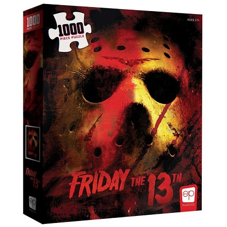 Friday the 13th Puzzle - 1000 Pieces