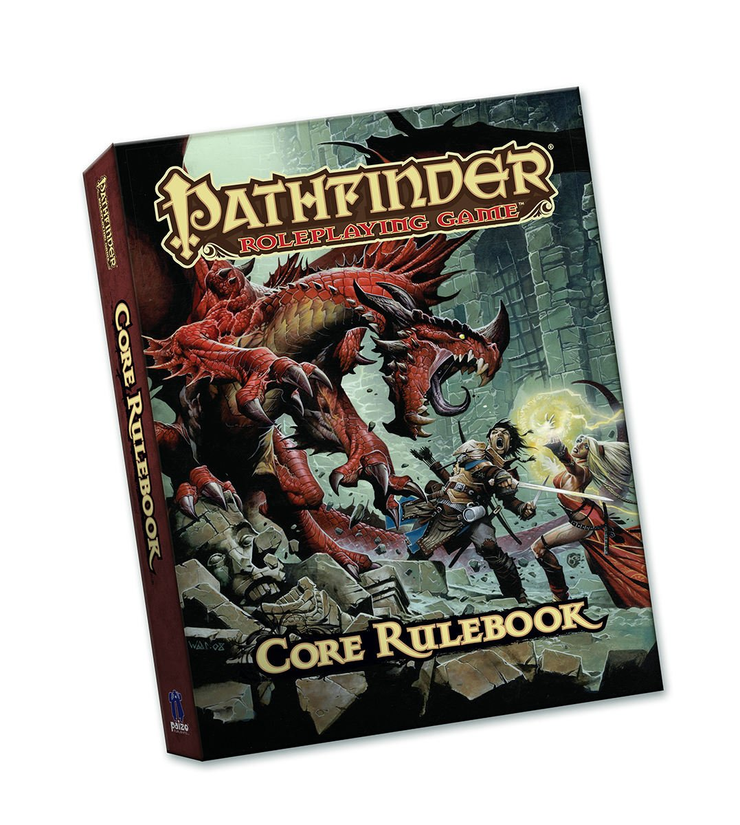 Pathfinder Role Playing Game: Core Rulebook (Pocket Edition) - Used