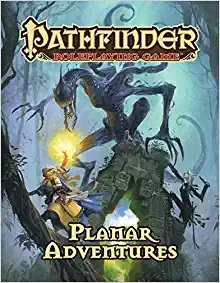 Pathfinder Role Playing Game: Planar Adventures - Used