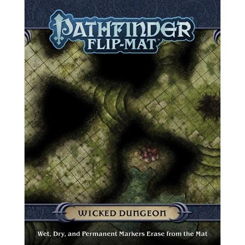 Pathfinder: Flip-Mat Classics: Wicked Dungeon