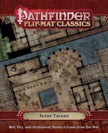 Pathfinder: Flip-Mat Classics: Seedy Tavern