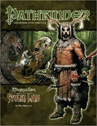 Pathfinder Role Playing Game: Kingmaker: Stolen Land - Used