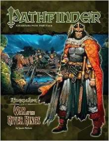 Pathfinder Role Playing Game: Kingmaker: War of the River Kings - Used