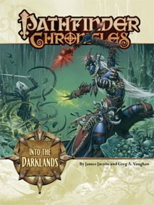 Pathfinder Chronicles Into the Darklands - Used