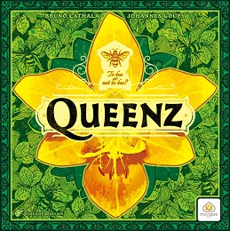 Queenz Board Game
