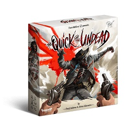 The Quick and the Undead Board Game