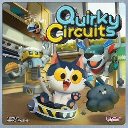 Quirky Circuits Board Game
