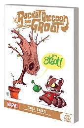Rocket Raccoon and Groot: Tall Tails GN