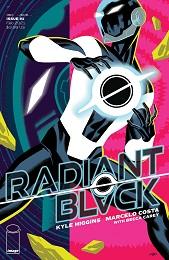 Radiant Black no. 1 (2021 Series)
