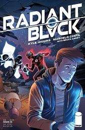 Radiant Black no. 3 (2021 Series)