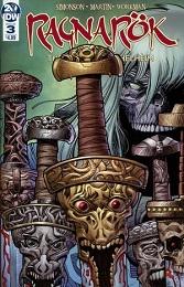Ragnarok: Breaking of Helheim no. 3 (3 of 6) (2019 Series)
