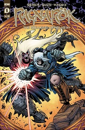 Ragnarok: Breaking of Helheim no. 6 (6 of 6) (2019 Series)