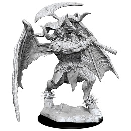 Magic The Gathering Unpainted Miniatures Wave 13: Rakdos, Lord of Riots