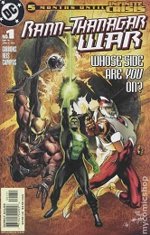 Rann-Thanagar War (2005 Series) Complete Bundle - Used
