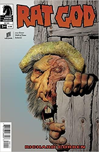 Rat God (2015) Complete Bundle - Used