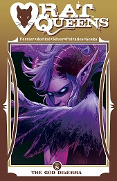 Rat Queens Volume 8: The God Dilemma TP (MR)