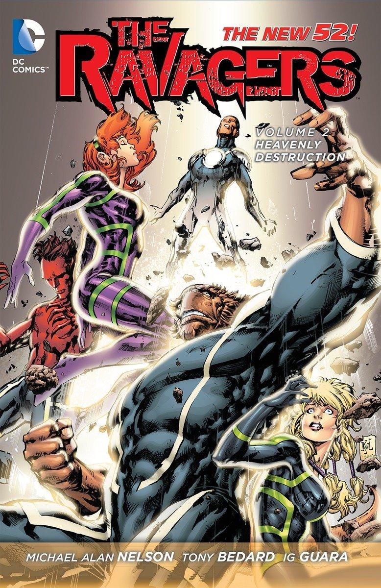 Ravagers: Volume 2: Heavenly Destruction TP - Used
