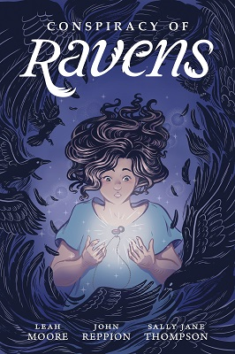 Conspiracy of Ravens Hardcover (2018 Series)