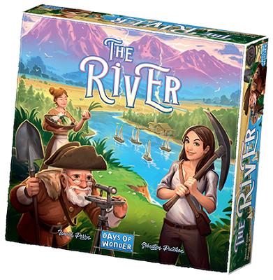 The River Board Game