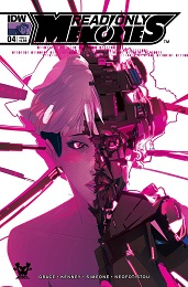 Read Only Memories no. 4 (2019 Series)