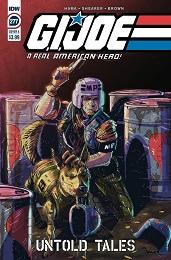 GI Joe: A Real American Hero no. 277 (2018 Series)
