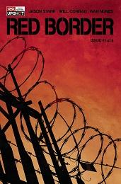 Red Border no. 1 (2020 Series) (MR)