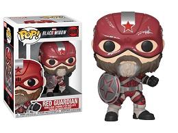 Funko POP: Black Widow: Red Guardian