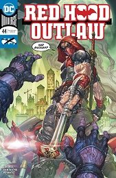Red Hood Outlaw no. 44 (2016 series)