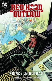 Red Hood Outlaw Volume 2: Prince of Gotham