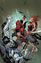 Red Hood Outlaw Volume 3: Generation Outlaw TP