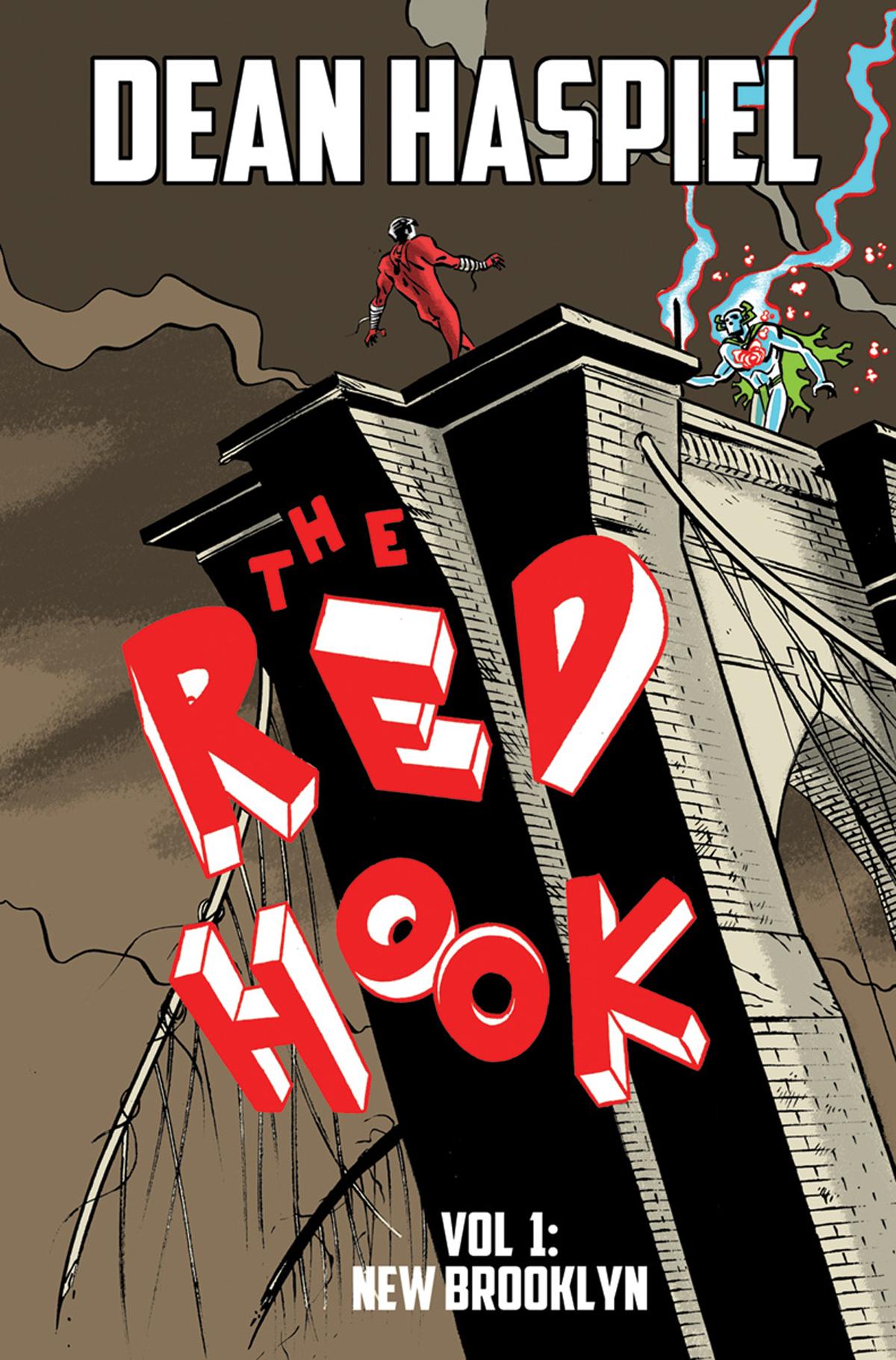 Red Hook: Volume 1: New Brooklyn TP (MR)
