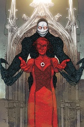 The Red Mother no. 5 (2019 Series)