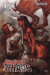 Red Sonja: Age of Chaos no. 1 (2020 Series)