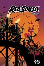 Red Sonja no. 11 (2019 Series)