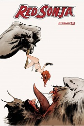 Red Sonja no. 22 (2019 Series)