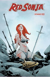 Red Sonja no. 24 (2019 Series)