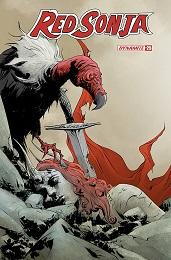 Red Sonja no. 25 (2019 Series)