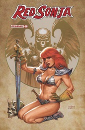 Red Sonja no. 26 (2019 Series) (B Cover)