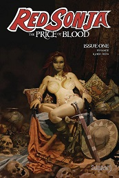Red Sonja: The Price of Blood no. 1 (2020 Series)