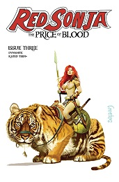 Red Sonja: The Price of Blood no. 3 (2020 Series)