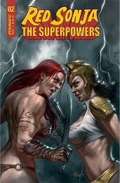Red Sonja: The Superpowers no. 2 (2021 Series)