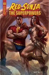 Red Sonja: The Superpowers no. 3 (2021 Series)