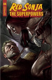 Red Sonja: The Superpowers no. 4 (2021 Series)