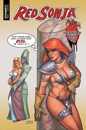 Red Sonja Valentines Day Special (2021)