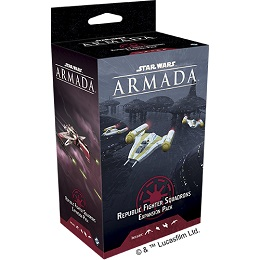Star Wars: Armada: Republic Fighter Squadrons Expansion Pack