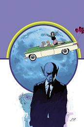 Resident Alien: Your Ride's Here no. 3 (2020 Series)